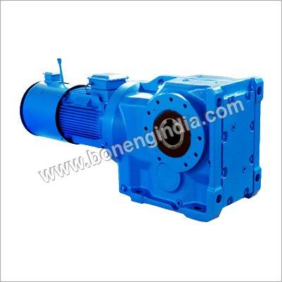K Helical-Bevel Gearmotor