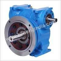 R Worm Gearmotor