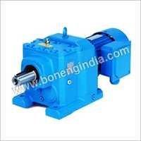 CR Helical Gearmotor