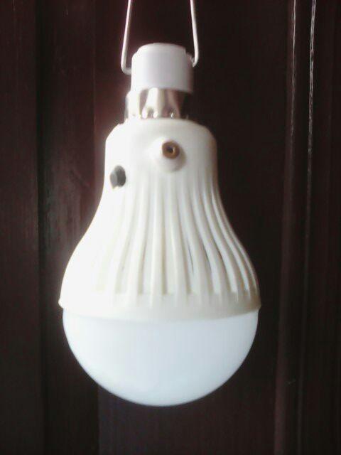 LED Charging Bulb