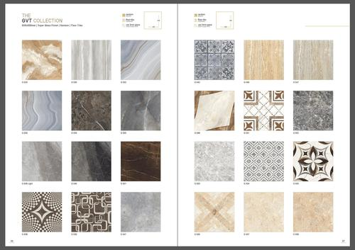 African Wood Gris Vitrified Tiles