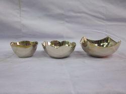 Metal Bowl Set