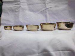 Metal Bowl Set