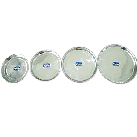 Stainless Steel Plates (All Sizes)