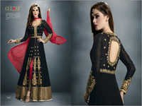 Anarkali Designer Dress Material