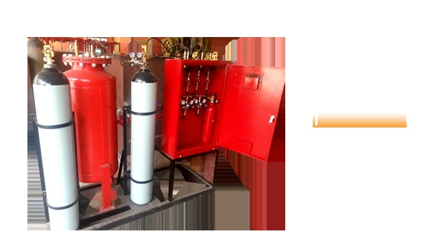 Dry Chemical Powder Extinguisher
