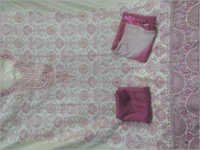 Chanderi work  Fancy Suit