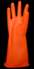 Electric Shock Proof Rubber Hand Gloves