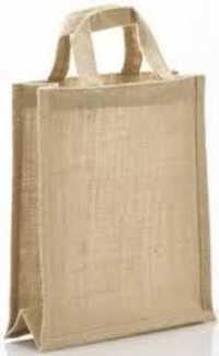 Jute Laminated Shopping Bag