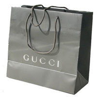Designer Shopping Bag