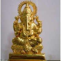 Ganesh Golden Statue