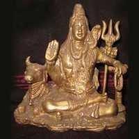 Shiv idol