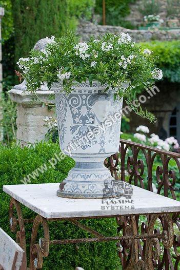 Ceramic Plant Stand