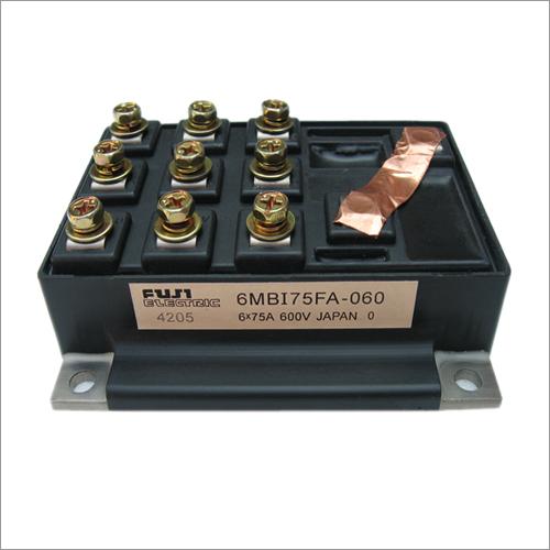 Power Igbt Transistor 6mbi75fa-060