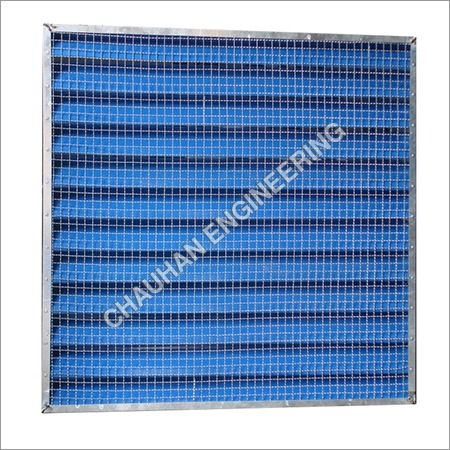 AIR WASHER LOUVERS