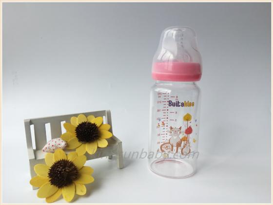 Glass Feeding Bottles