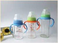 Designer Glass Baby Bottle
