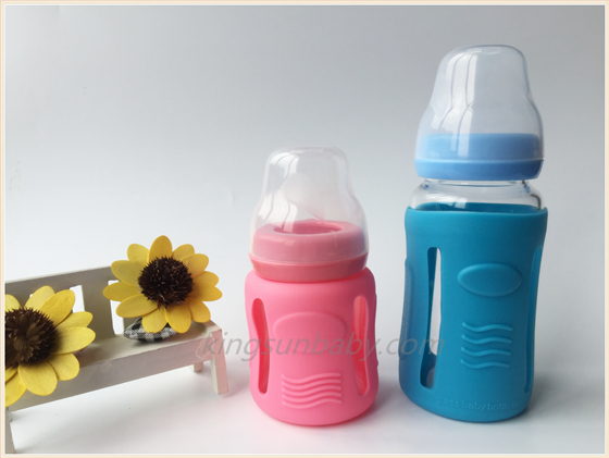 Glass Feeding Bottles