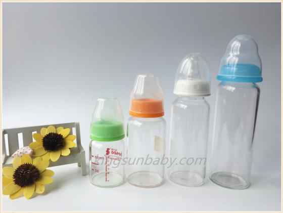 Borosilicate Baby Feeding Bottle