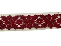 Velvet Sequence Lace