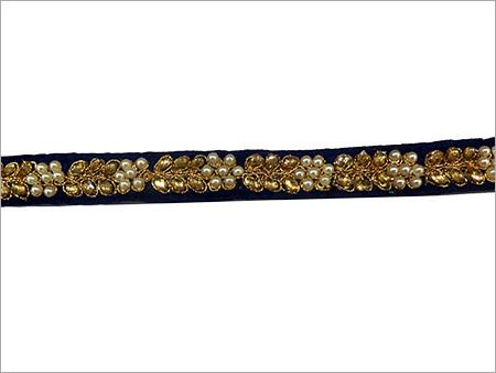 Needle Button Laces