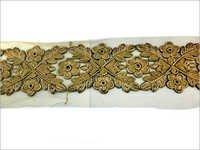 Designer Zalar Border Lace