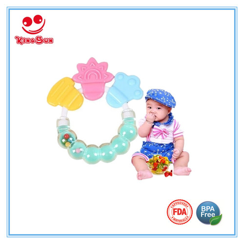 Rattle Teether