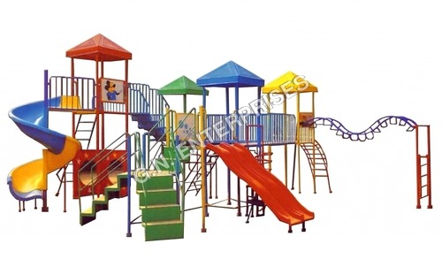 Children Playground Multiplay System