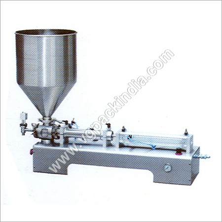 Semi Automatic Filling Machines