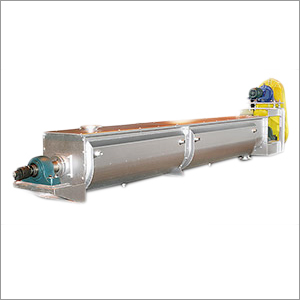 Shafted Screw Conveyors