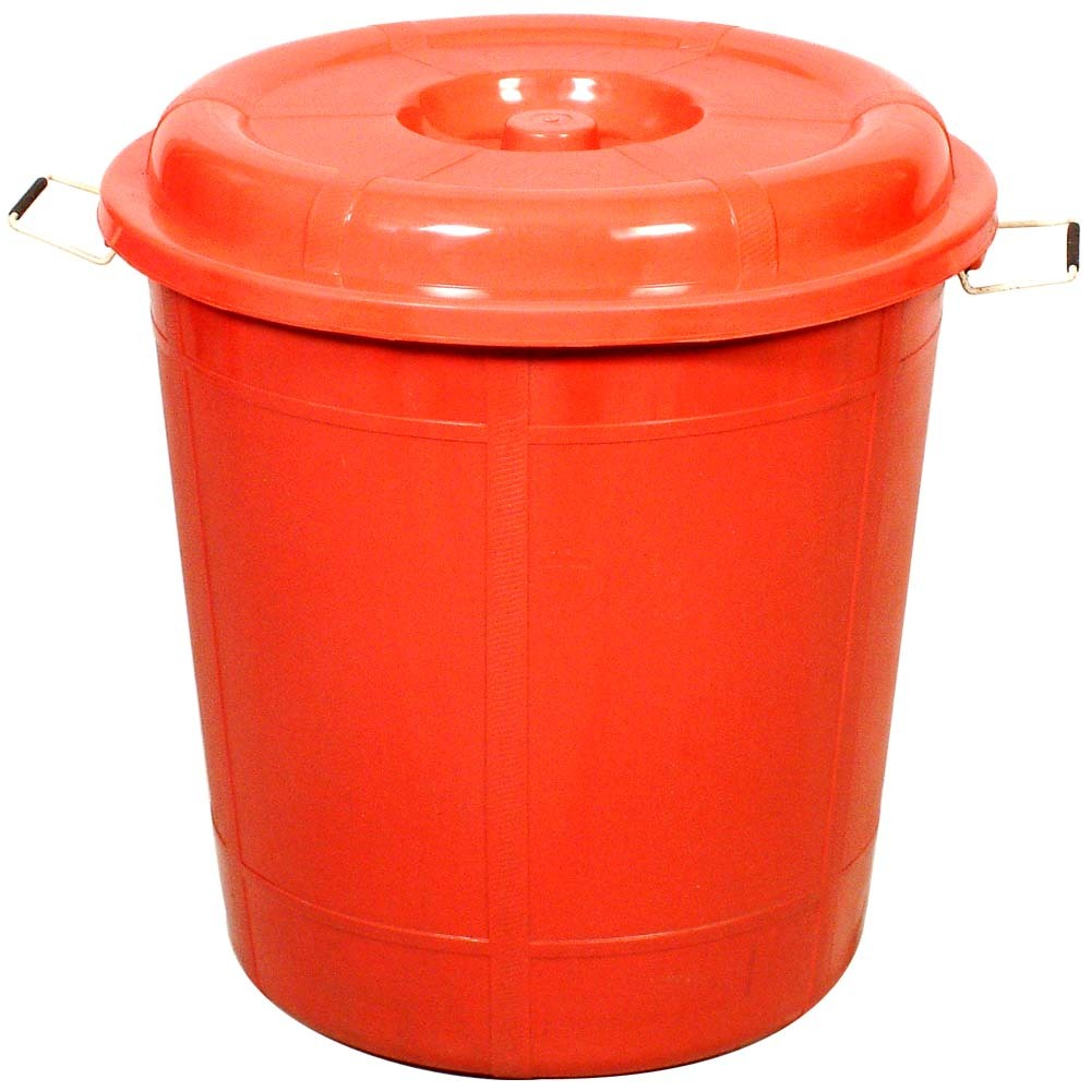 Colored Plastic Drum