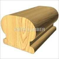 Wood Hand Railing