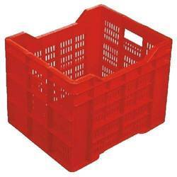 Tough Plastic Crates