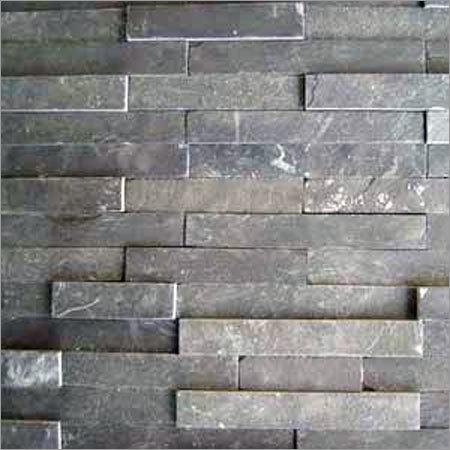 Black Slate Wall Stone