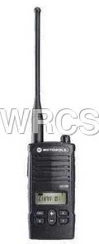 Motorola Walkie Talkie handset