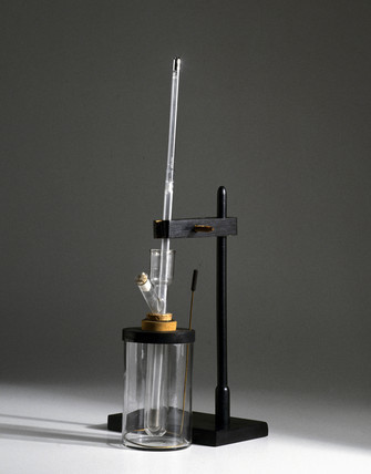 Beckmann's Freezing Point Apparatus