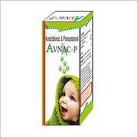 Avnac P Syrup