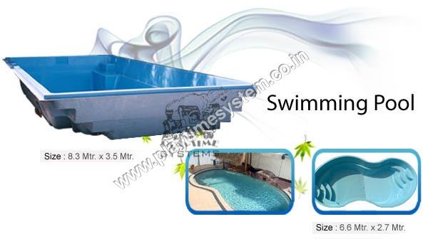 FRP Garden  Pool