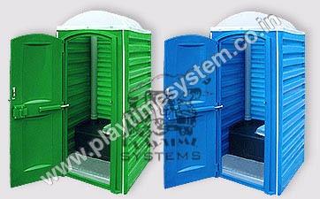 FRP Public Toilets