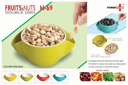 Power Plus Fruits & Nuts Double dish