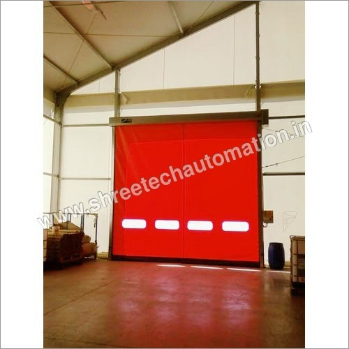 Automatic PVC Roll Up Doors
