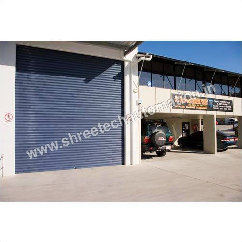 Industrial Roll Up Doors