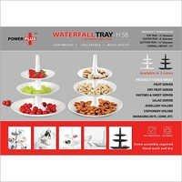 Power plus Waterfall tray: