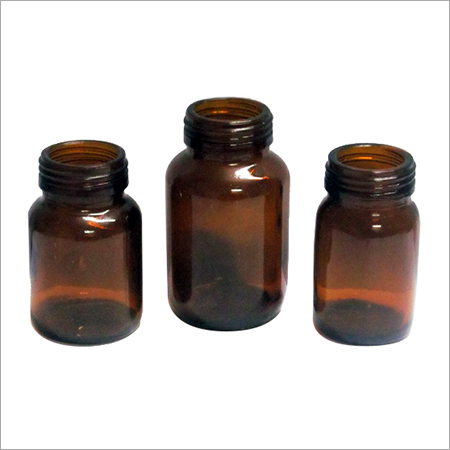 Glass Capsule Bottles