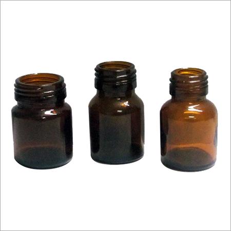 Empty Capsule Bottles