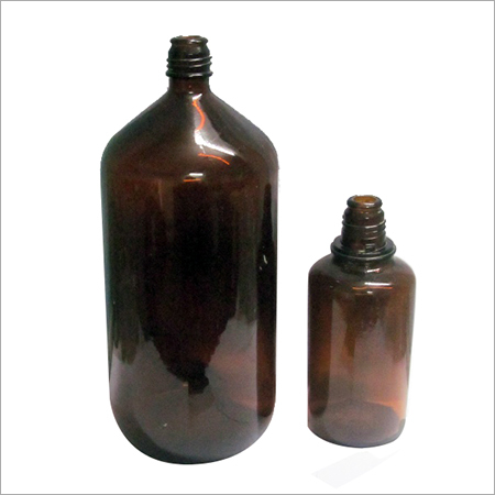 Pharmaceutical Chemical Bottles