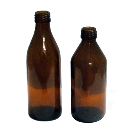 Pharmaceutical Syrup Bottles