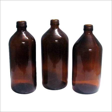 Homoeopathic Glass Bottles