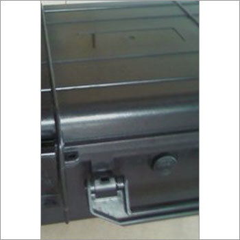 Lockable Molded Carrying Cases
