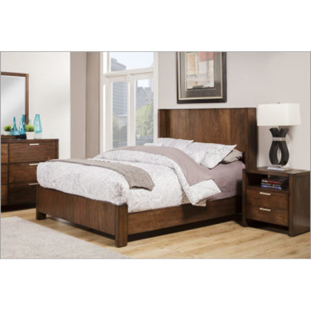Veneer Finish Beds